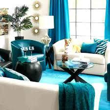 Blue Home Decor Peacock Living Room Onceinalifetimetravel Me