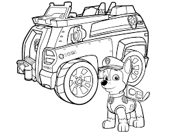 44 paw patrol coloring pages coloringstar