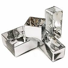 Centerpiece Vases Wholesale by Mirrored Glass Square Vases Centerpieces That Will Really Stand