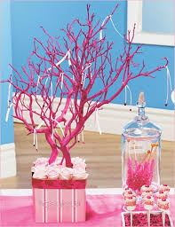 Tree Branch Centerpiece by Love This Pink Tree Branch Centerpiece Found Over Centerpieces