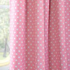 Pink Polka Dot Curtains Half Price Drapes Polka Dots Blackout Thermal Rod Pocket Single