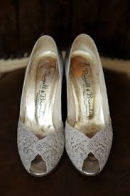 wedding shoes and bromley bromley minnie mid heel in beige patent patent