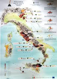 The Map Of Italy by Large Detailed Map Of Italy Volcanic Wines Vidiani Com Maps Of