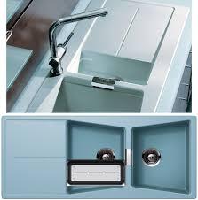 Blue Kitchen Sink 20 Reinhard Fireclay Farmhouse Sink Sapphire Blue Kitchen Intended