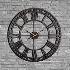 Grosse Pendule Murale by Achetez En Gros Forg U0026eacute Mur De Fer Horloge En Ligne à Des