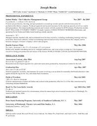 Production Manager Resume Samples Buy Resume Templates Resume For Your Job Application