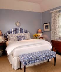 navy blue rooms bedroom traditional with upholstered headboard