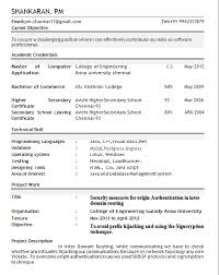 Resume Objectives         Free Sample  Example  Format Download     Inspirenow Professional Curriculum Vitae Sample Template of a Fresher Mechanical Engineer Resume Sample with Excellent   Beautiful