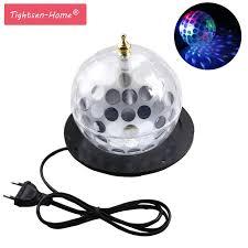 mini disco ball light aliexpress com buy mini 3w led stage light ac85 265v auto rotate