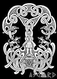 odin design odin and the runes the story the t shirt design