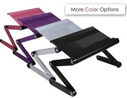 Adjustable Laptop Desks Today Only Highly Adjustable Laptop Desk 39 99