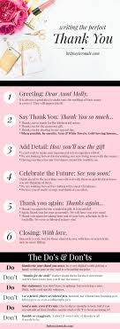 25 unique thank you letter ideas on thank you note