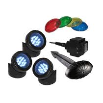 Submersible Pond Lights Pond Pumps Waterfall Pumps Aqua Uv Lights Pond Kits Pond Liners