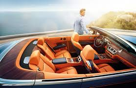 rolls royce concept interior 2017 rolls royce dawn orange interior carmagram