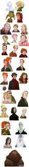 harry potter characters disney animated makeover u2014 geektyrant