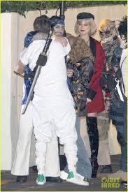 behati prinsloo dresses as u0027pretty woman u0027 for halloween alongside