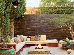 Firepit Designs Outdoor Pit Ideas And Designs Coastal Living