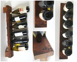 awesome handmade wine rack displays for a rustic look