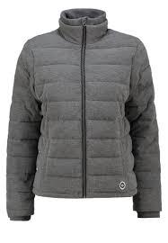 Usajpbs Women Jackets Rip Curl Donarieta Light Jacket Black Marl Rip