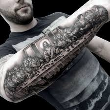 47 christian tattoos for men men u0027s tattoo ideas best cool