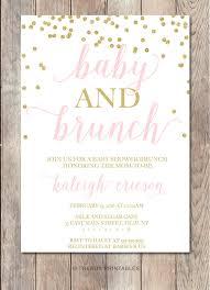 baby shower brunch invitation wording wonderful baby shower brunch invitations as prepossessing ideas