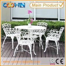 Aluminum Outdoor Patio Furniture Aluminum Patio Furniture Artrio Info