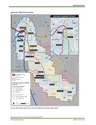 Vta Light Rail Map Which Route Should The West Santa Ana Branch Project Take Into