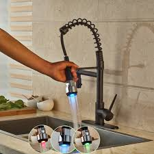 best selling kitchen faucets best selling kitchen faucet high quality led light changing