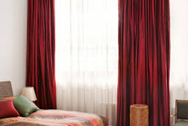 Curtains With Red Curtains Curtains With Red Aroused Red Wine Curtains