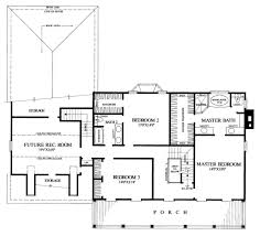 Southern Floor Plans Southern Style House Plan 3 Beds 3 00 Baths 3298 Sq Ft Plan 137 114
