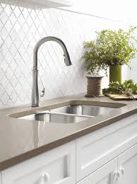brushed nickel faucet with stainless steel sink awesome brushed nickel faucet with stainless steel sink