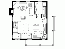 cottage blueprints eplans country house plan a cottage 1200 square