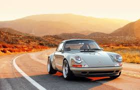 porsche 911 vintage singer vehicle design svd unveils restored porsche 911 at the quail