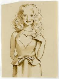 go see new york currin works on paper at andrea