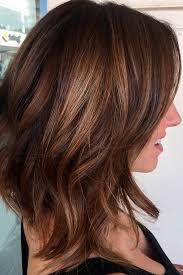 medium length stacked hair cuts best 25 medium length layered hairstyles ideas on pinterest mid