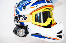 ktm motocross helmets task racing led helmet lights
