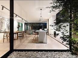 home interior designers melbourne narrow house design cleverly adapted to its site in melbourne