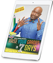 raise your grades in 7 days kantis simmons