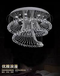 Czech Crystal Chandeliers New Design Modern Living Room Crystal Chandelier Lights Dia80