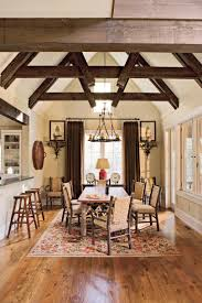 Southern Living Dining Rooms by Wooden Floor Living Room Designs Living Room Decoration