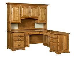 Computer Desk Walmart Mainstays Furniture L Shaped Desk With Hutch For More Efficient Workspace