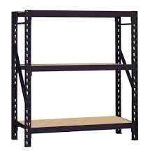 Heavy Duty Shelves by Edsal 66 In H X 60 In W X 18 In D Steel Commercial Shelving
