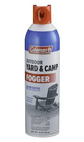 amazon com coleman outdoor yard fogger mosquito repellent for