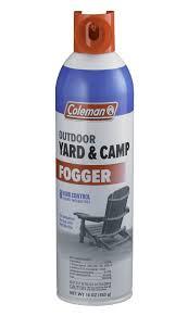 amazon com coleman outdoor yard fogger mosquito repellent for