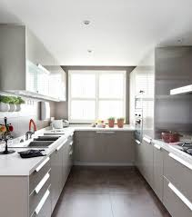 Small U Shaped Kitchen With Breakfast Bar - small uhaped kitchen layouts how to open up with dark