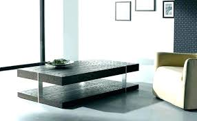 modern contemporary coffee table contemporary living room tables