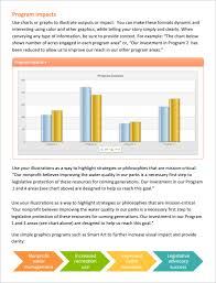 free annual report template non profit end of year reports templates fieldstation co