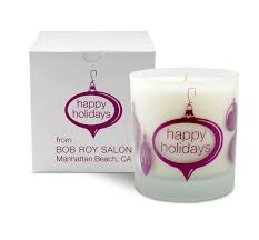 bath promotions ornament happy candle gift
