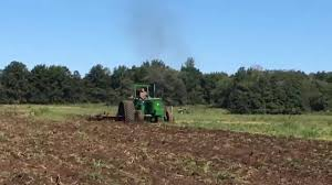 tracked 6030 chisel plowing john deere equipment videos