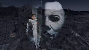 halloween myers background michael myers images background 2000x1250 191 kb by angelica